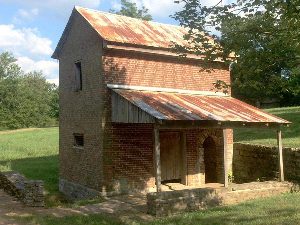 Historic Tennessee Springhouse